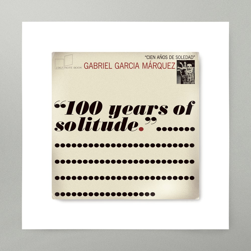 Image of 100 YEARS  OF SOLITUDE