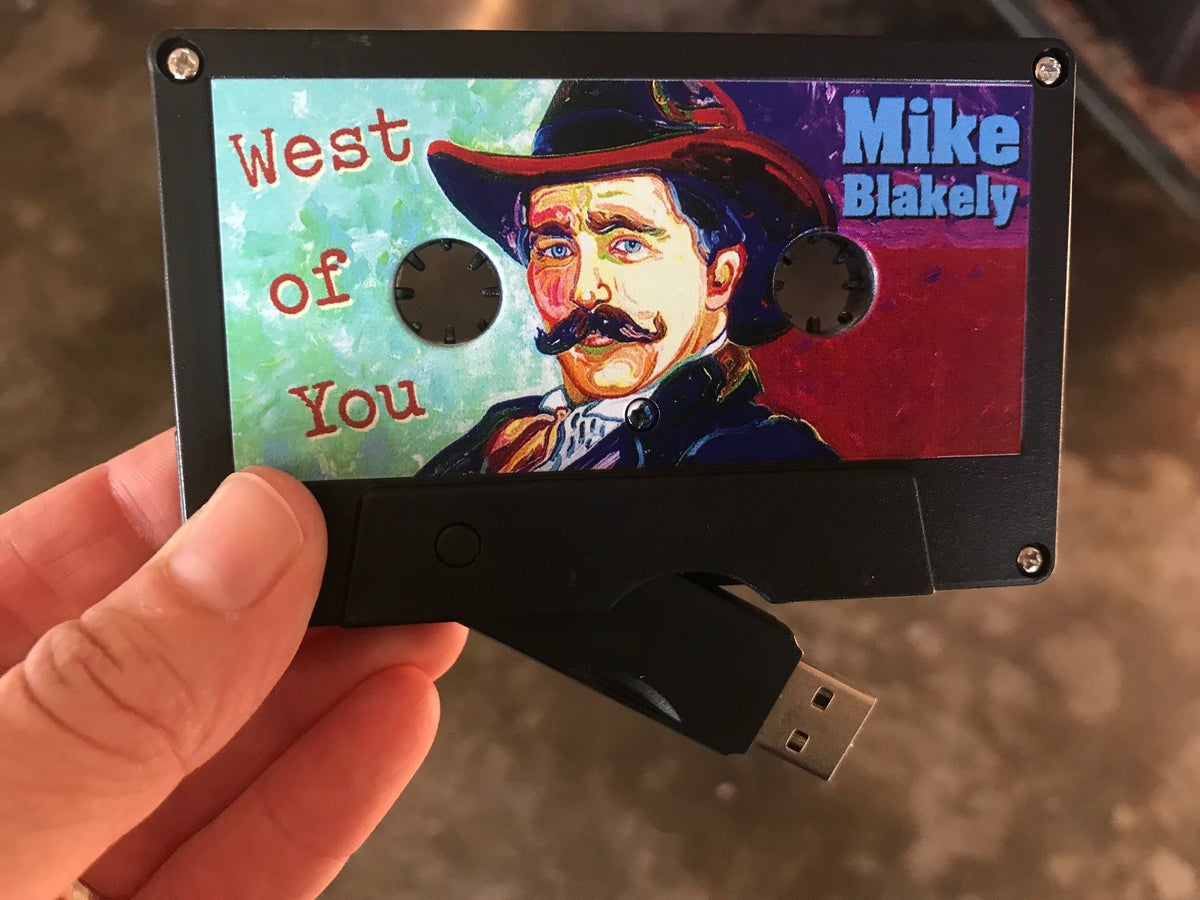 Image of Ride the River/West of You USB