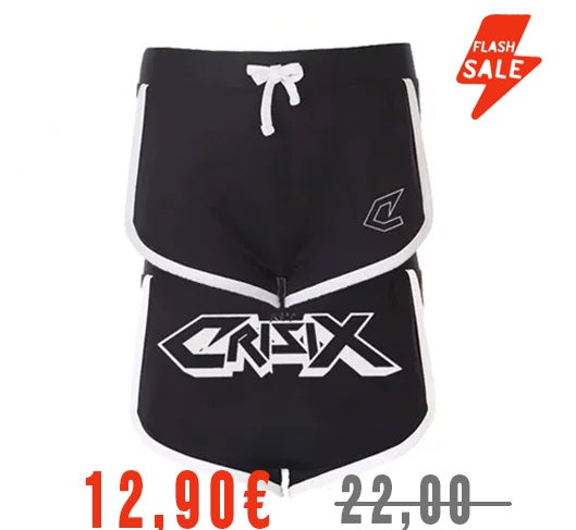 Image of Crisix Girlie Shorts