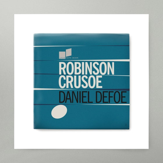 Image of ROBINSON CRUSOE
