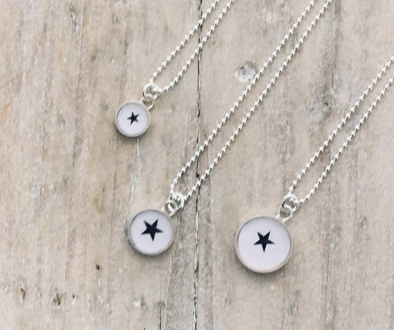Image of Star Charm Pendant