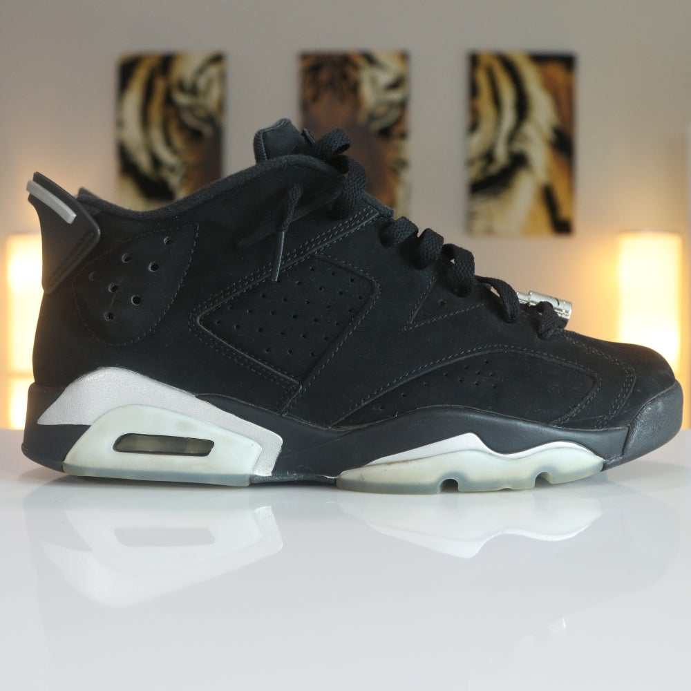 quality design 1e448 33006 Jordan 6 Retro Low Chrome (2015)