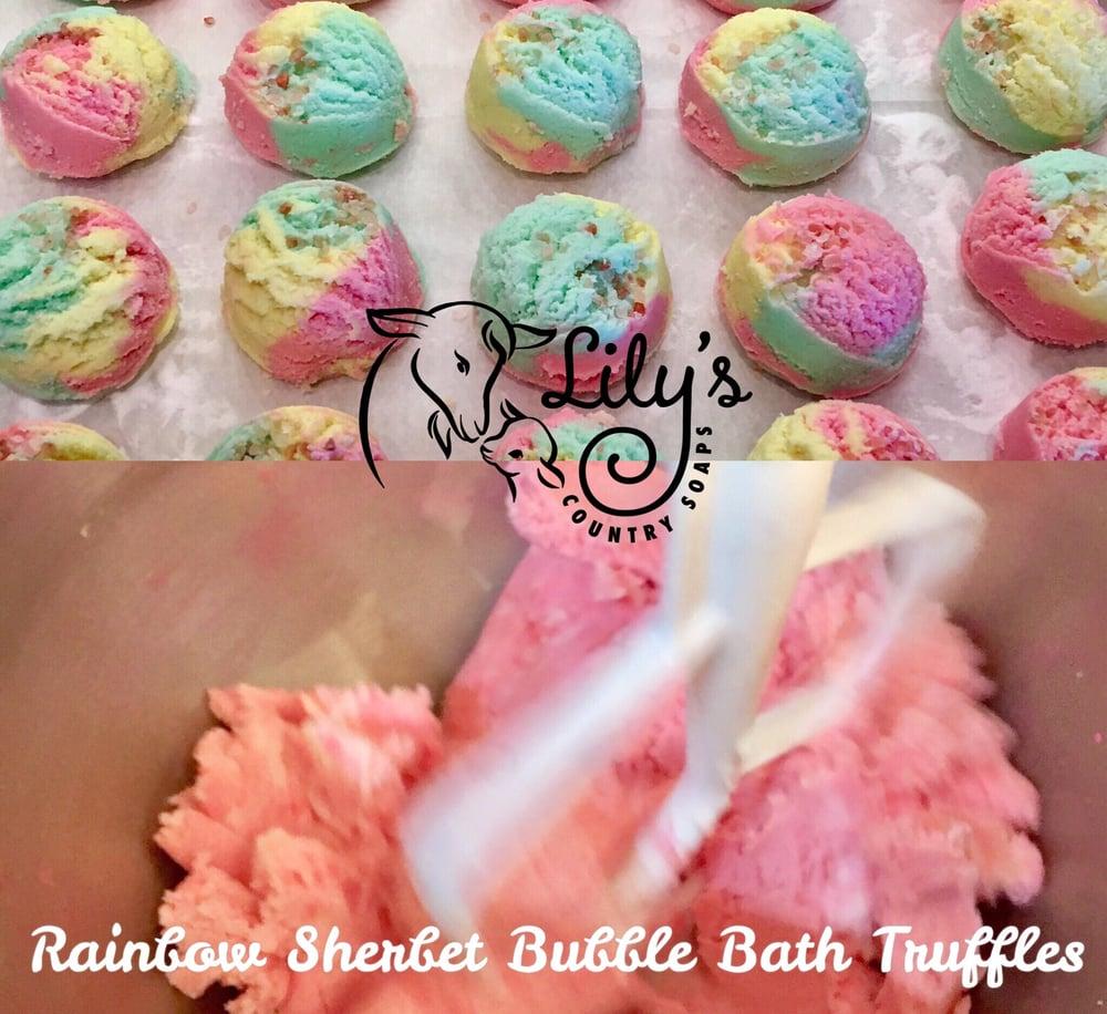 Image of Bubble Bath Truffles