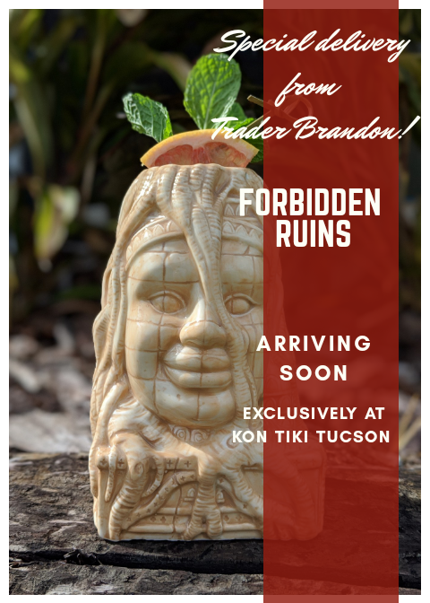Image of Forbidden Ruins-Brown (Trader Brandon)