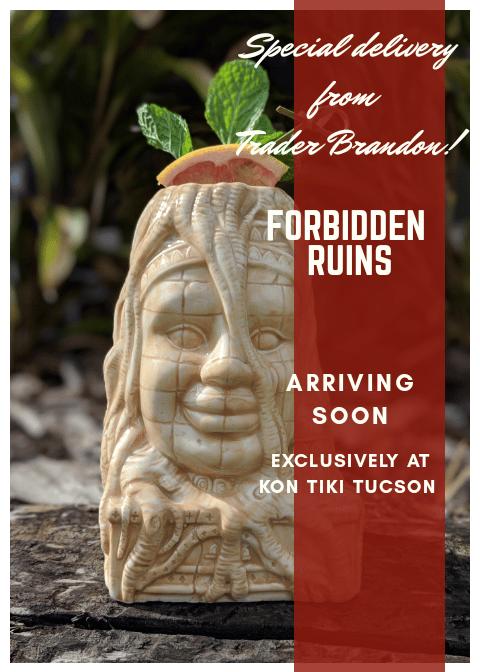Image of Forbidden Ruins-Brown (Trader Brandon)