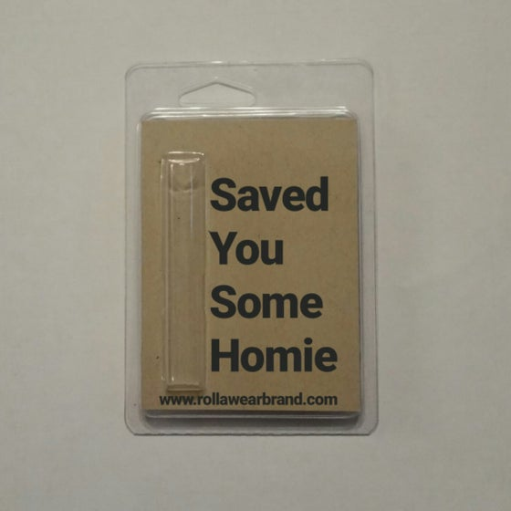 Image of Saved you some homie