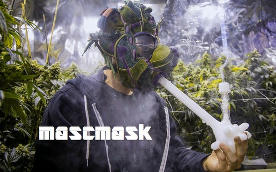 Image of Mascmask 420 Poster