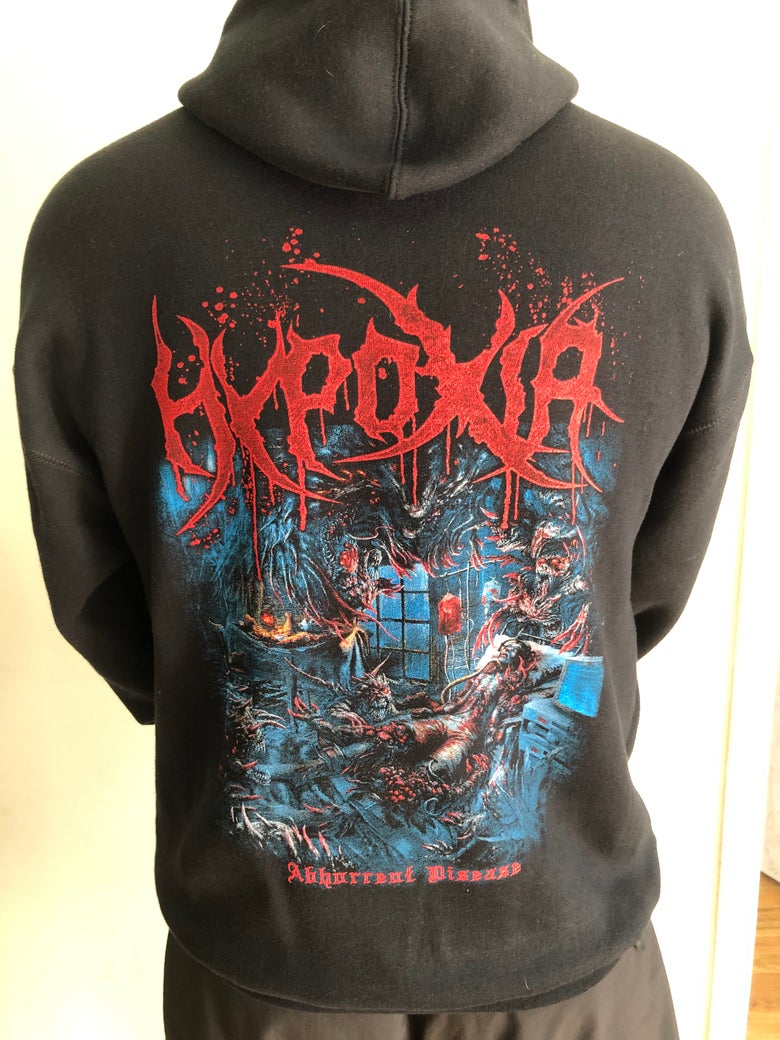 Image of HYPOXIA HOODIE