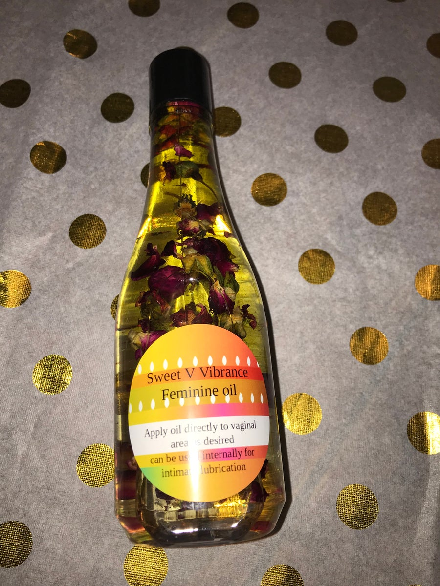 Image of Sweet V vibrance Feminine oil