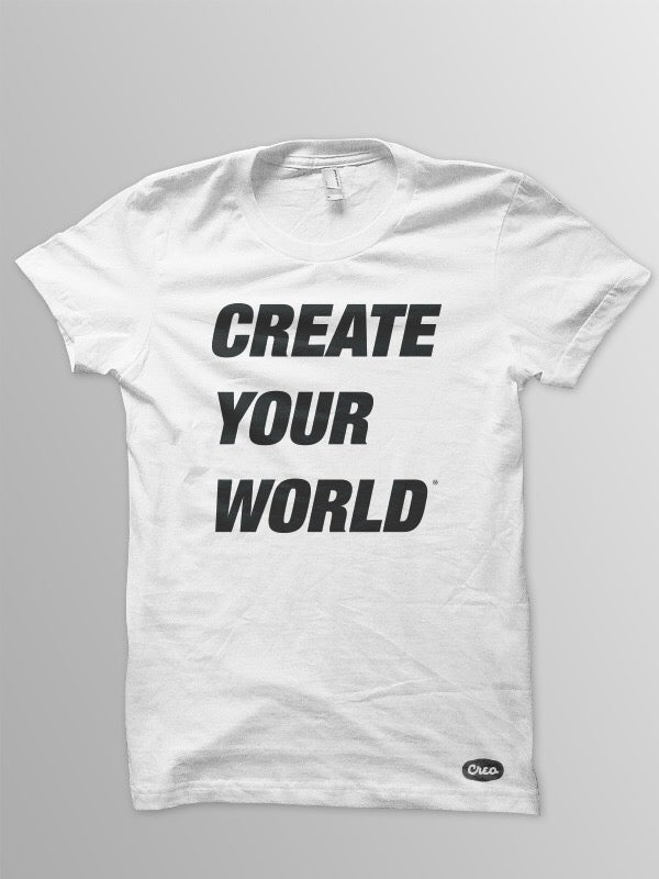 Image of Create Your World T-Shirt