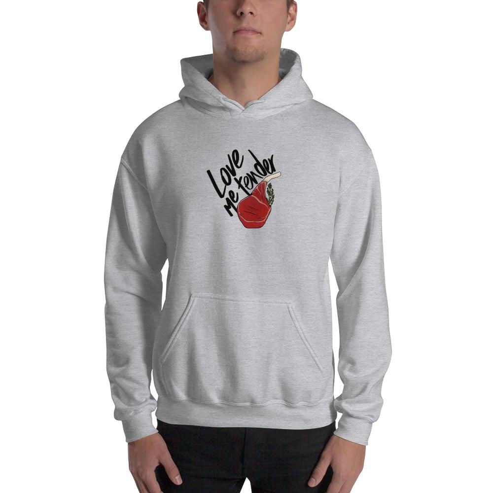 Image of Love Me Tender Sweatshirt Unisex