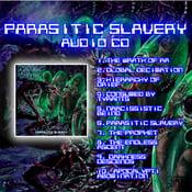 Image of Parasitic Slavery Audio CD