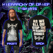 Image of Hierachy of Grief T-Shirts