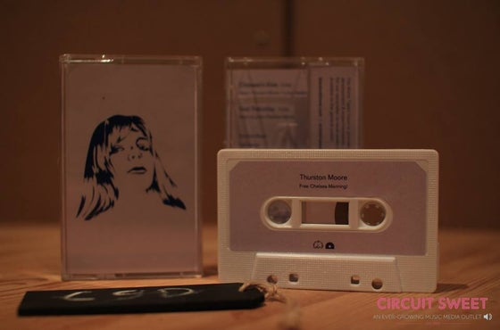 Image of Cassette Store Day 2016: Thurston Moore - Chelsea's Kiss - The Blank Tapes 12
