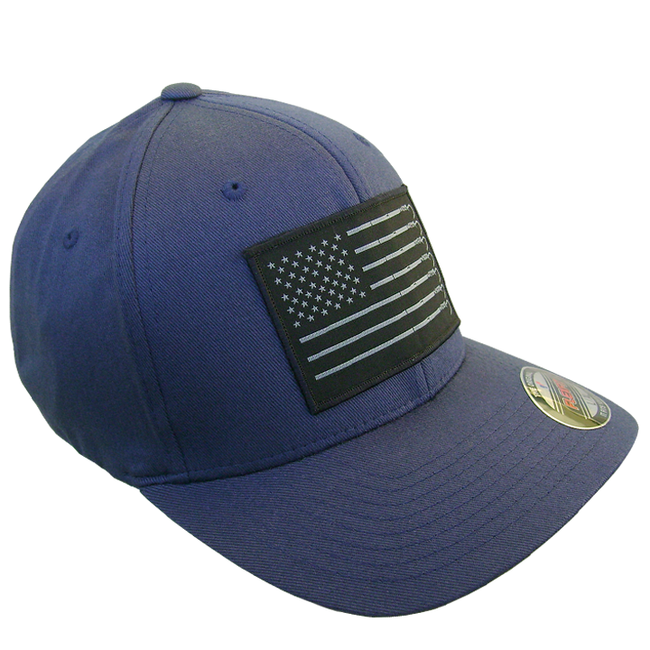 Image of Trust Flexfit Buck Bill Hat (navy)
