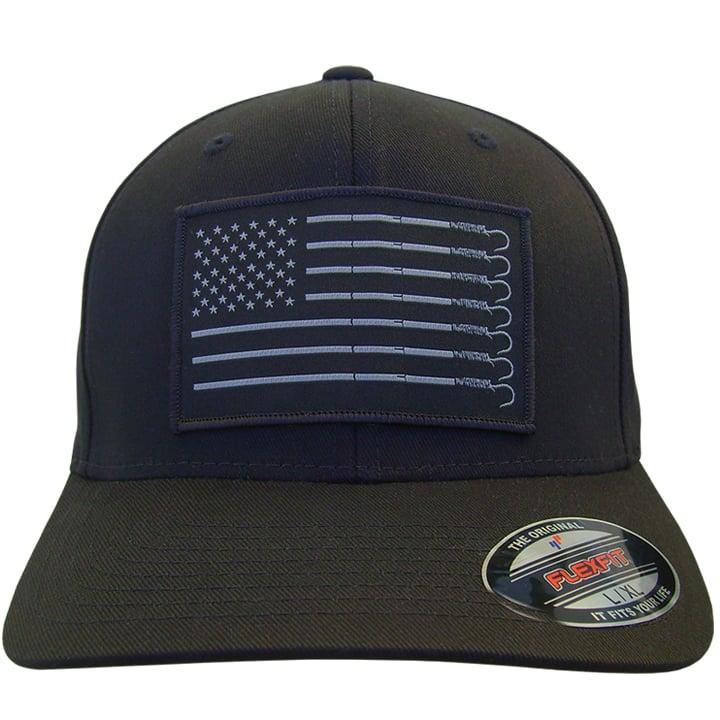 Image of Trust Flexfit Hat (black)