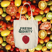 Image of Fresh & Dirty tote bag