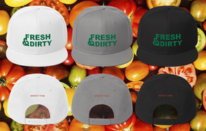 Image of Fresh & Dirty Snapback Hat