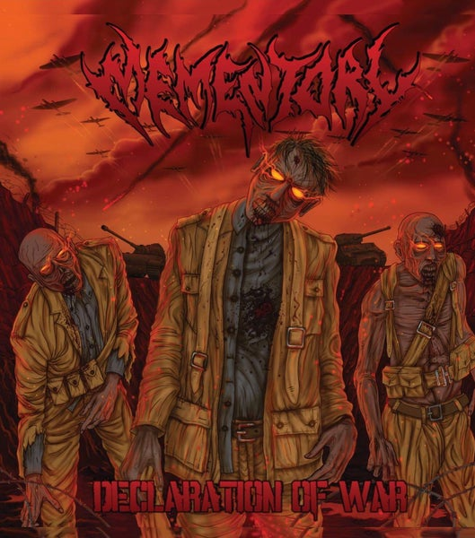 Image of Mementory - Declaration of War