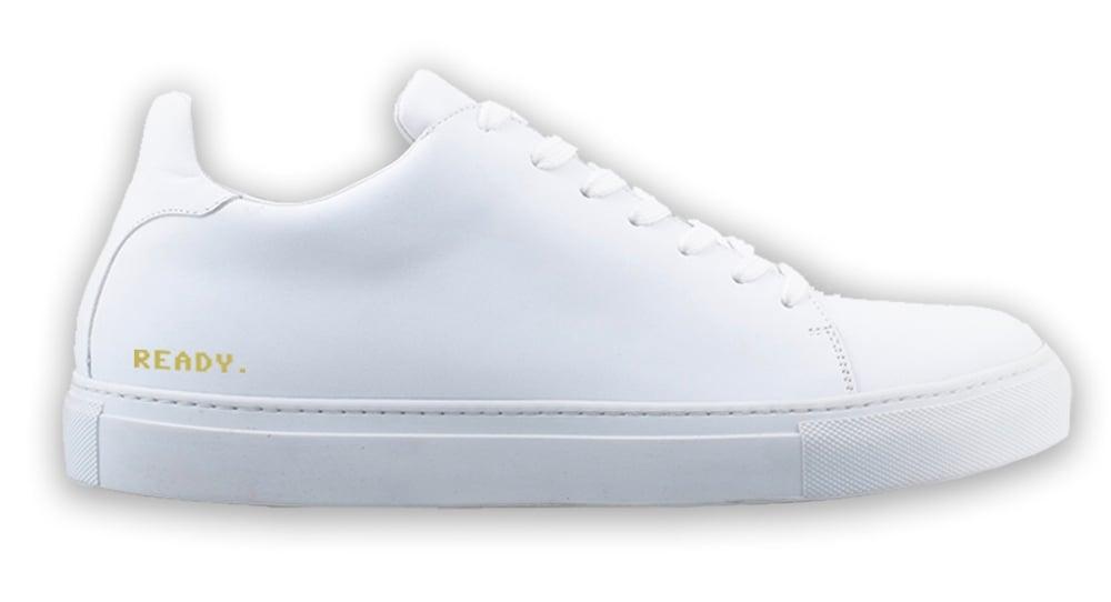 Image of White Sneaker