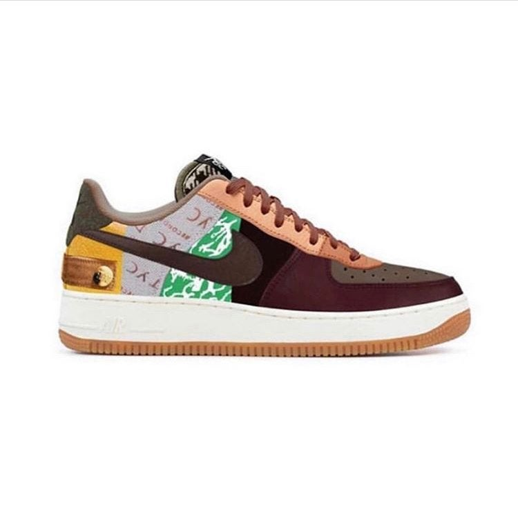 official photos 8f1af 95353 *Pre-Order* - Travis Scott x Nike Air Force 1 Low