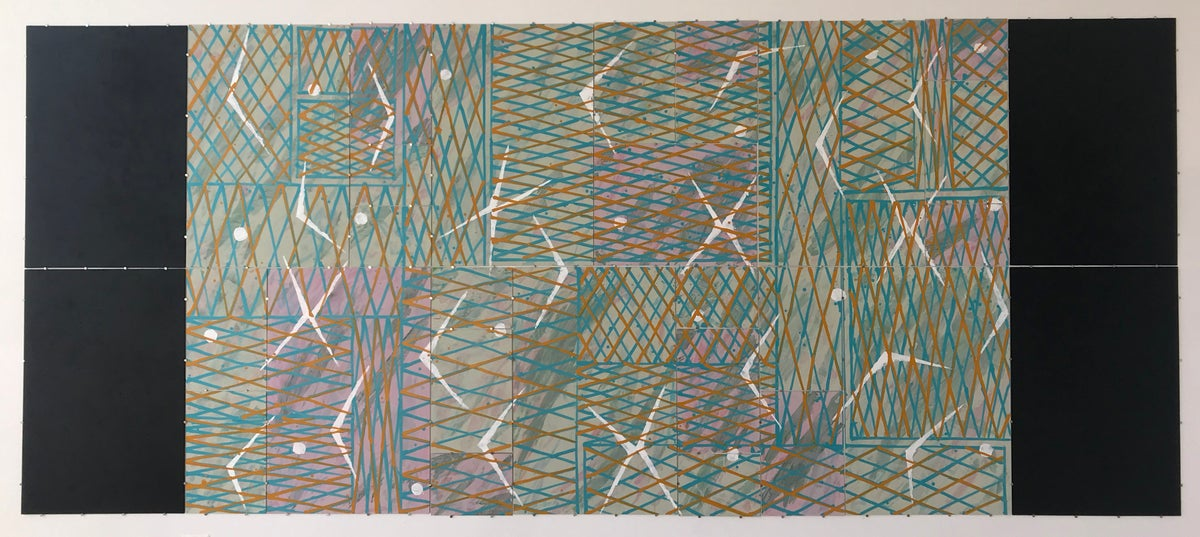 Image of Thirty Nets for Acclimation Series 4, 2018