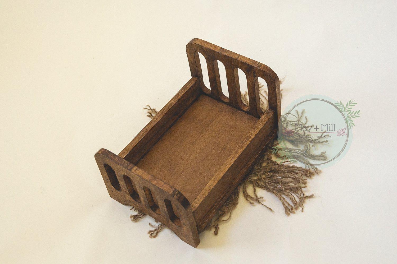 Image of Vintage Morgan Bed