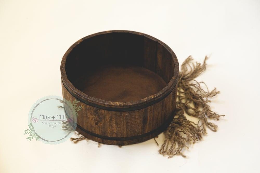 Image of Vintage Barrel Bucket