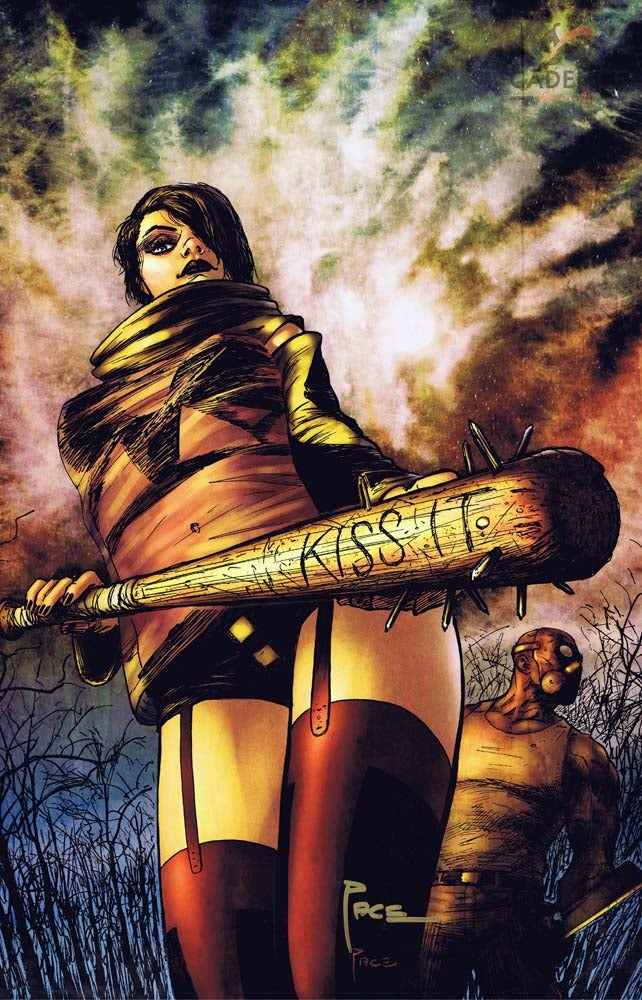 Image of Cassie Hack Print by Richard Pace (Signed)