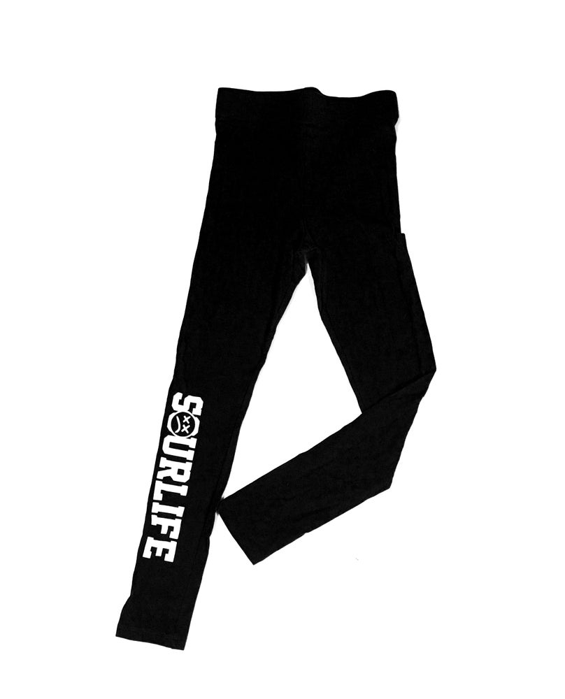 Image of SourLife Large Logo Leggings