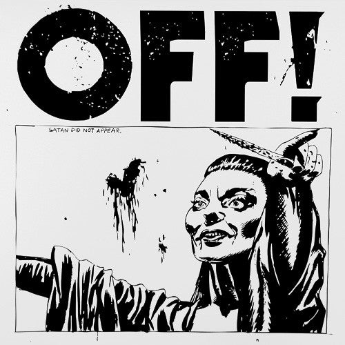 Image of Off! - s/t LP