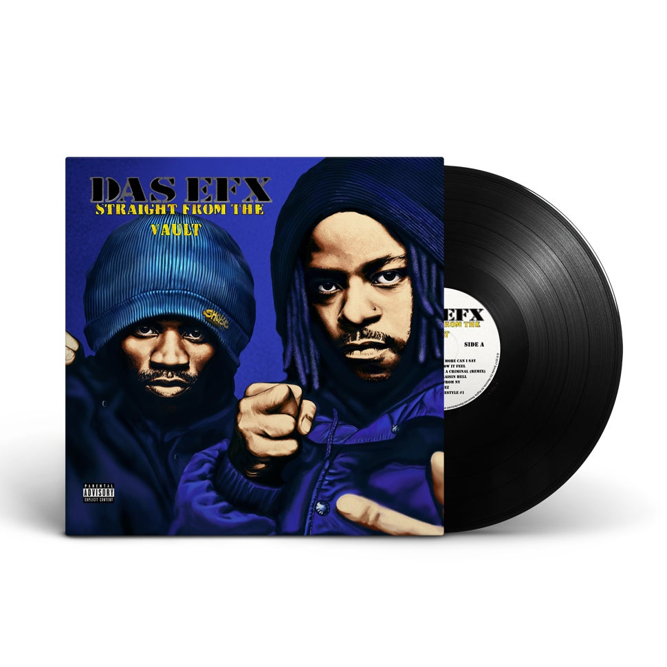 Image of Das EFX - Straight from the Vault Vinyl