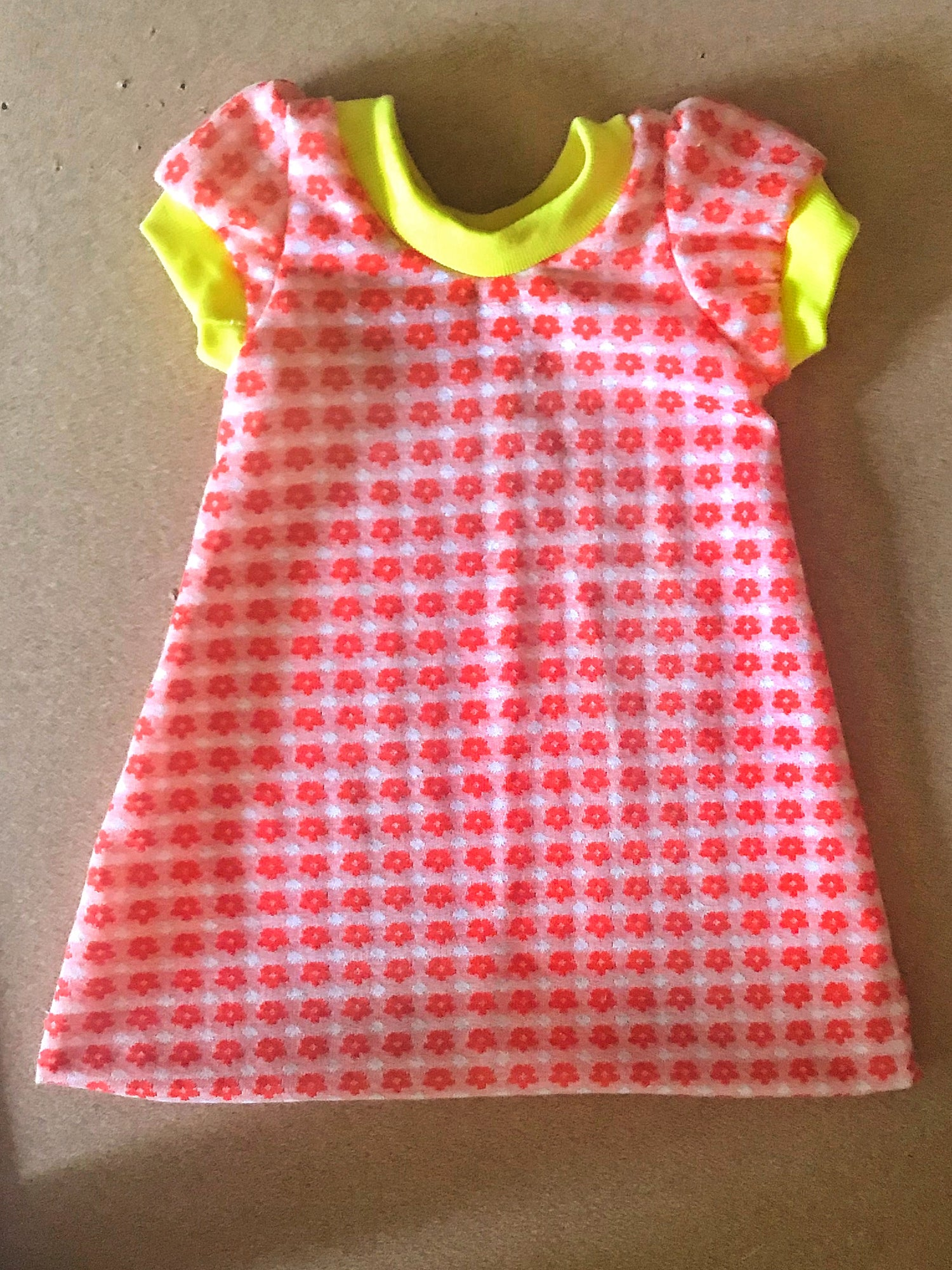 Image of Strawberry Lemonade Aves Dress