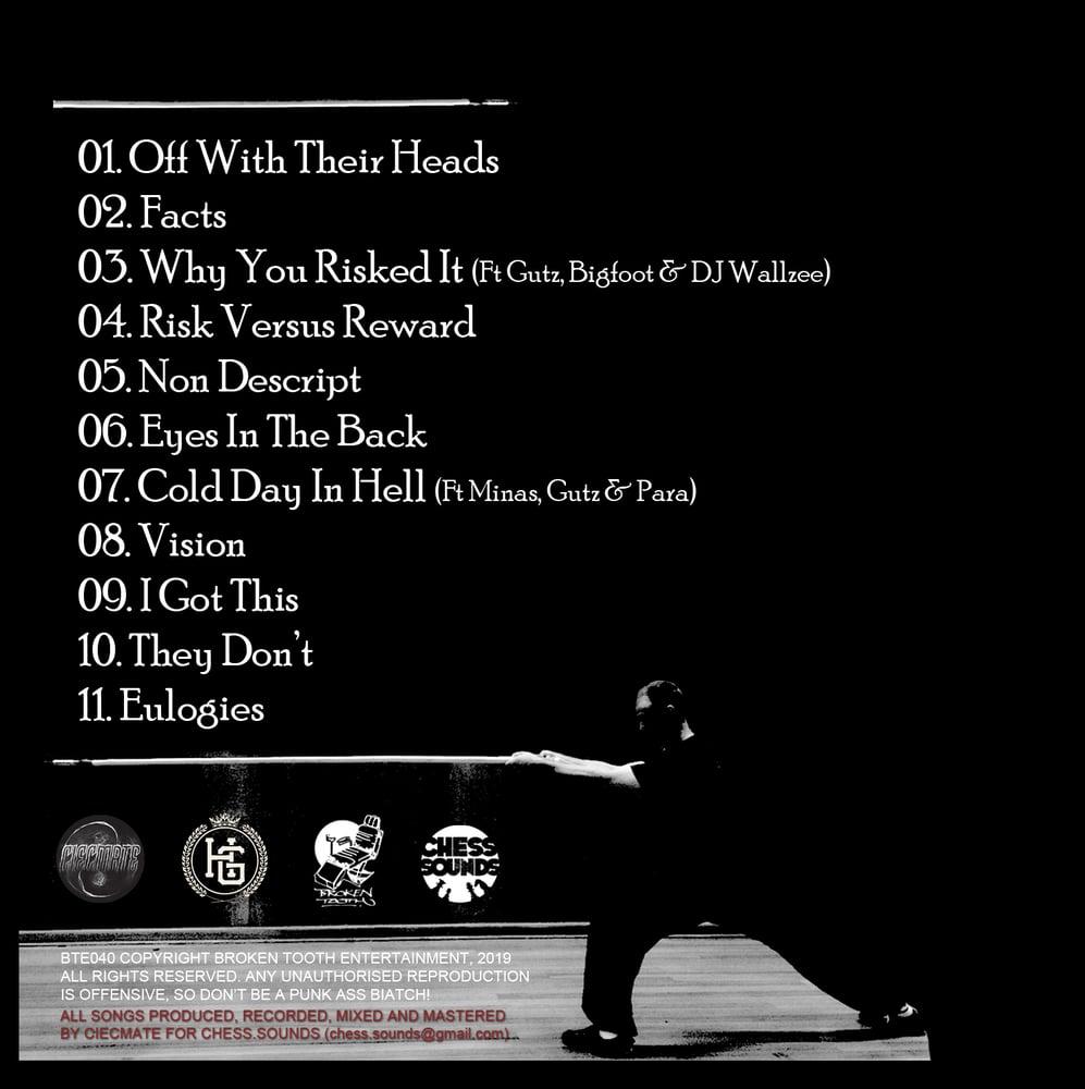 Image of VISION - CD