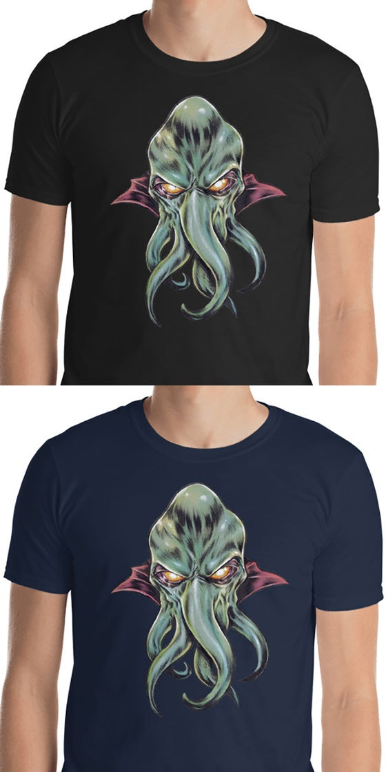 Image of Mind Flayer t-shirt