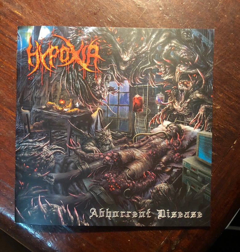 Image of Abhorrent disease Album