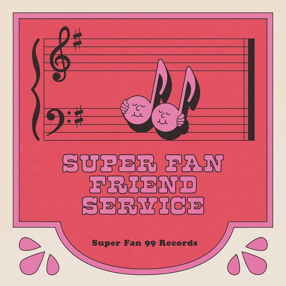 Image of Super Fan Friend Service -Limited Cassette
