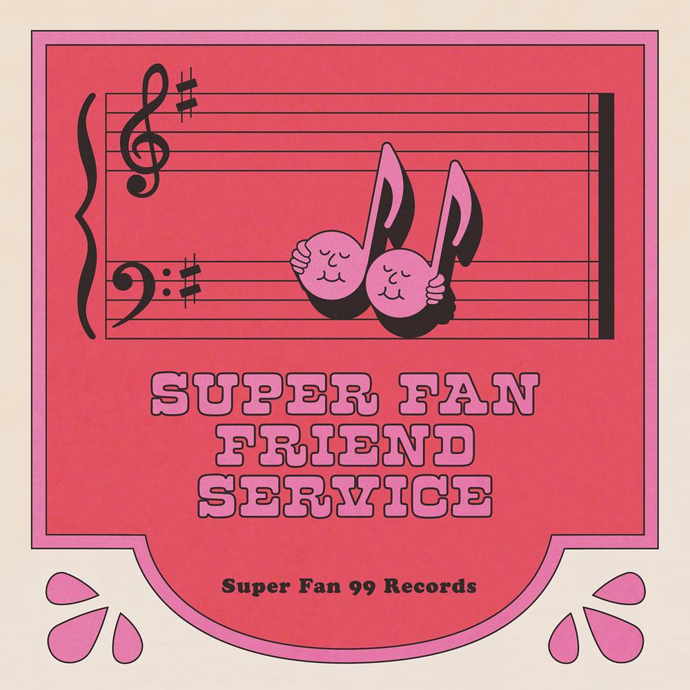 Image of Super Fan Friend Service -Limited Cassette