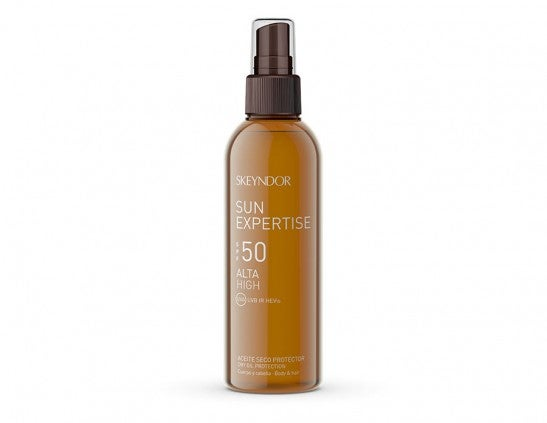 Image of NEW Sun Expertise Dry Oil Protection SPF50 Hair & Body