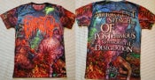 Image of EPICARDIECTOMY ALL-PRINT T-SHIRTS - new !!!