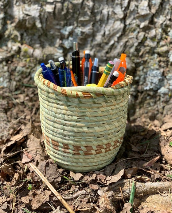 "Image of Pencil & Pen ""Caddy Holder"""