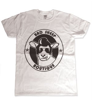 Image of Bad Sheep Boutique Logo T-Shirt