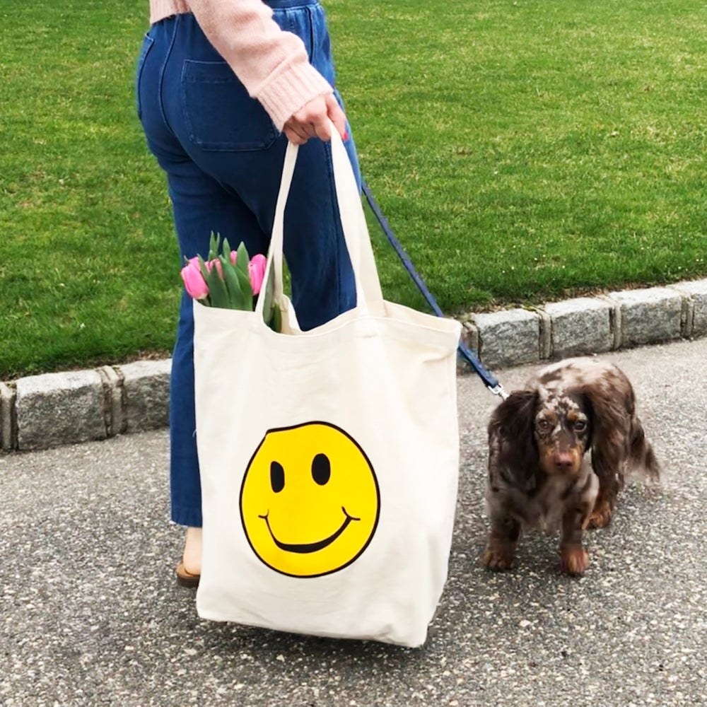 Image of Smile Tote Bag