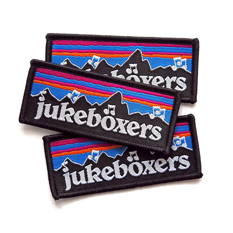 Image of Patajukeboxers / patch set