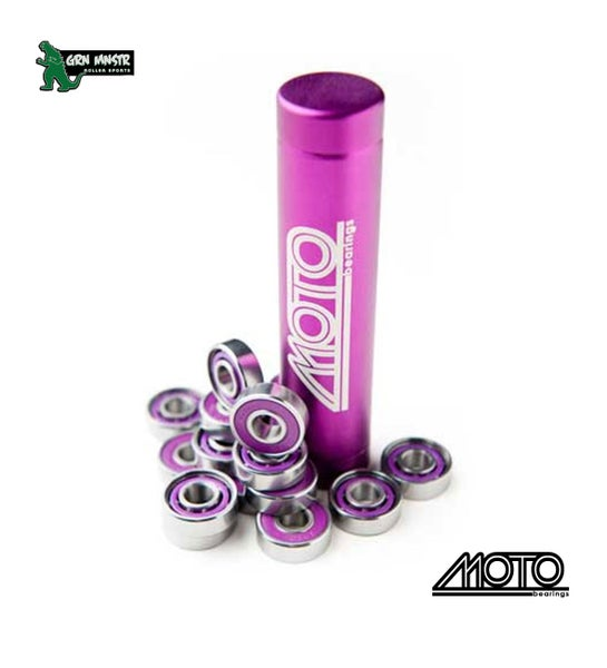 Image of Moto Deluxe Bearings (16 Pack)