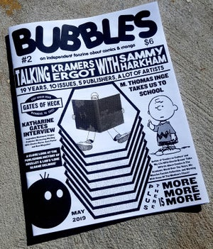 Image of Bubbles #2