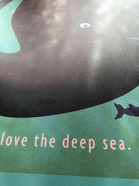 Image of ♡ love the deep sea ♡