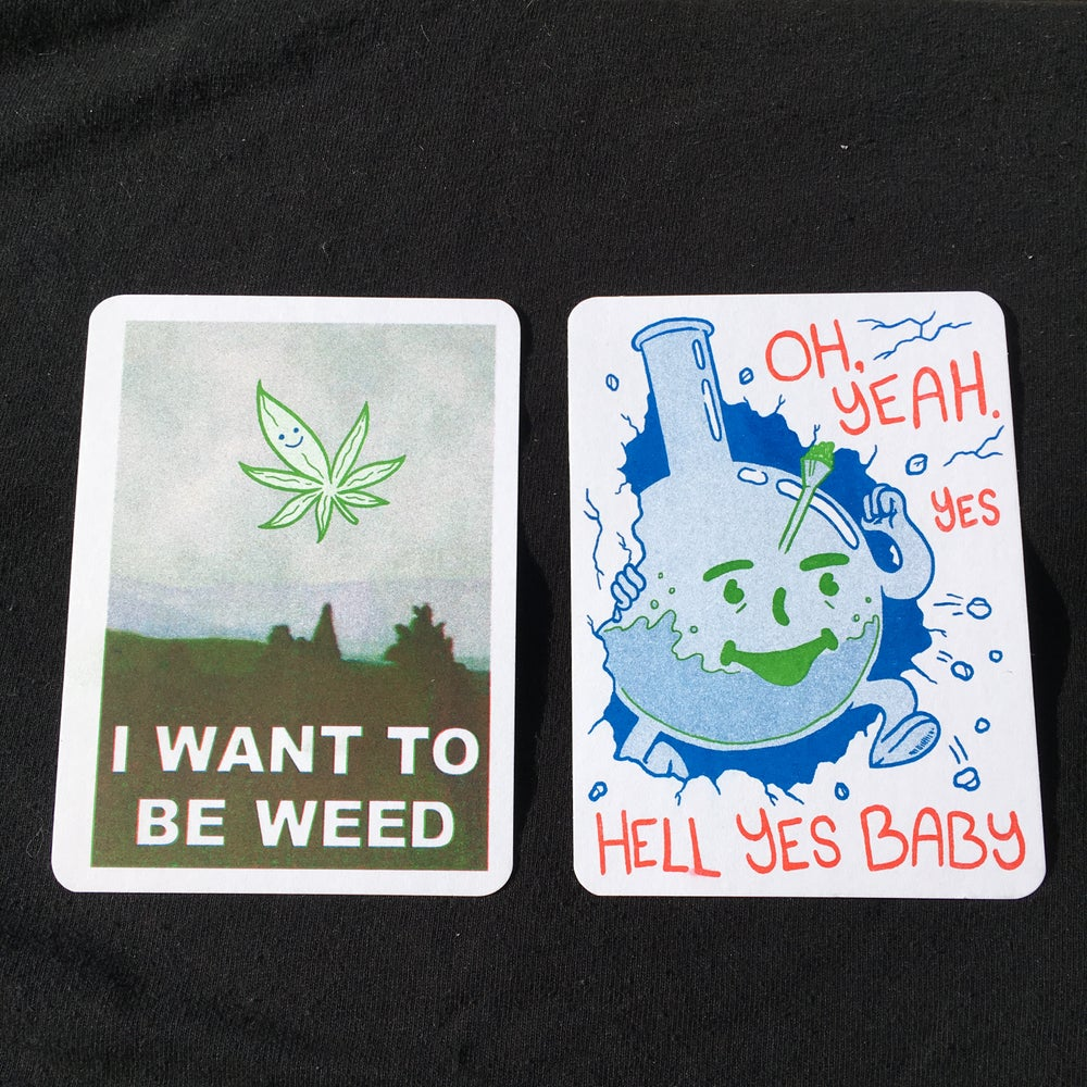 Image of Weed Jokes Vol. V