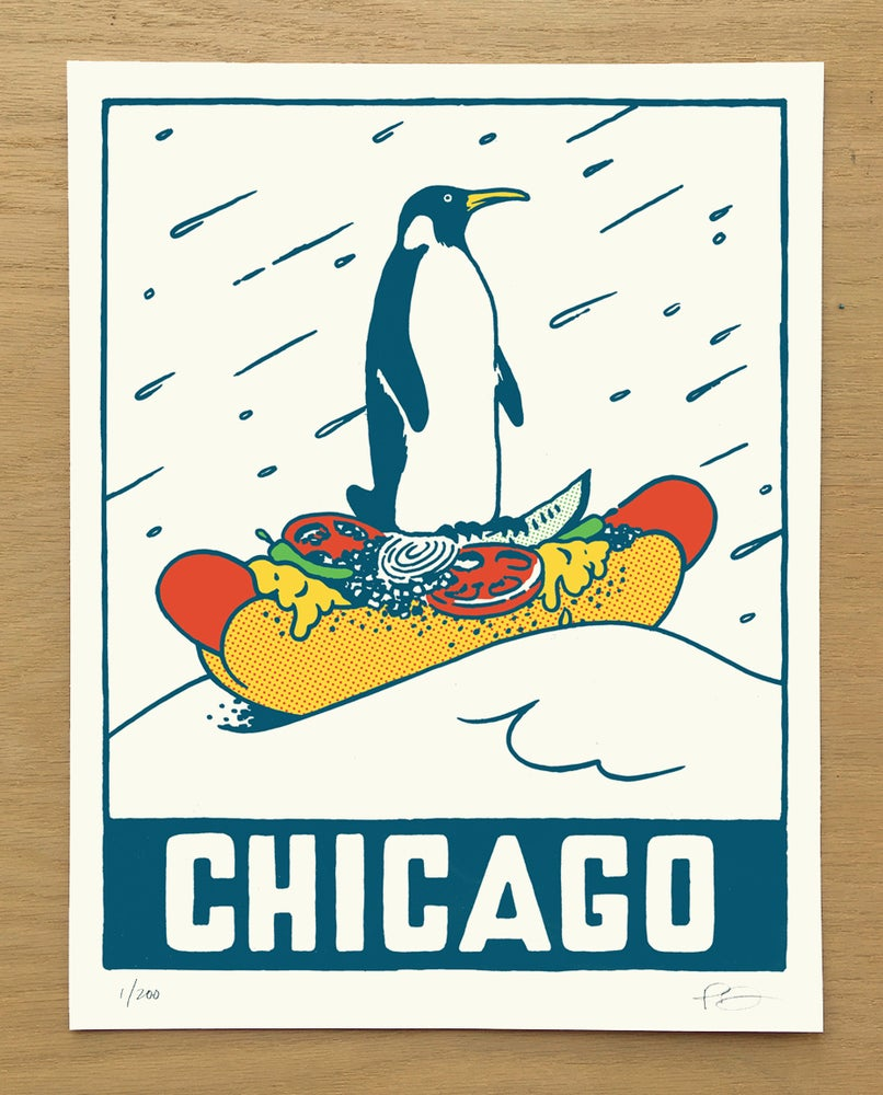 Image of Chicago Penguin