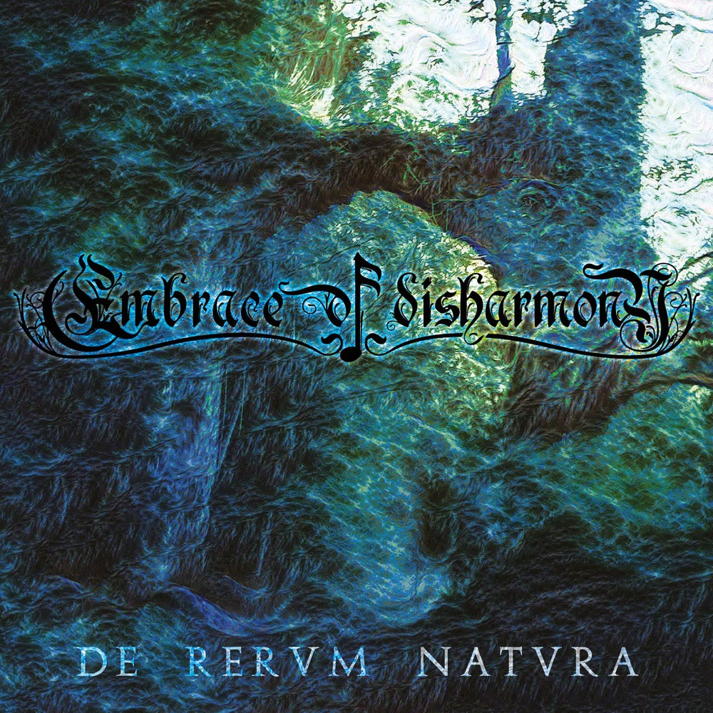"Image of EMBRACE OF DISHARMONY ""De Rervm Natvra"" CD (PRE-ORDER NOW!!!)"